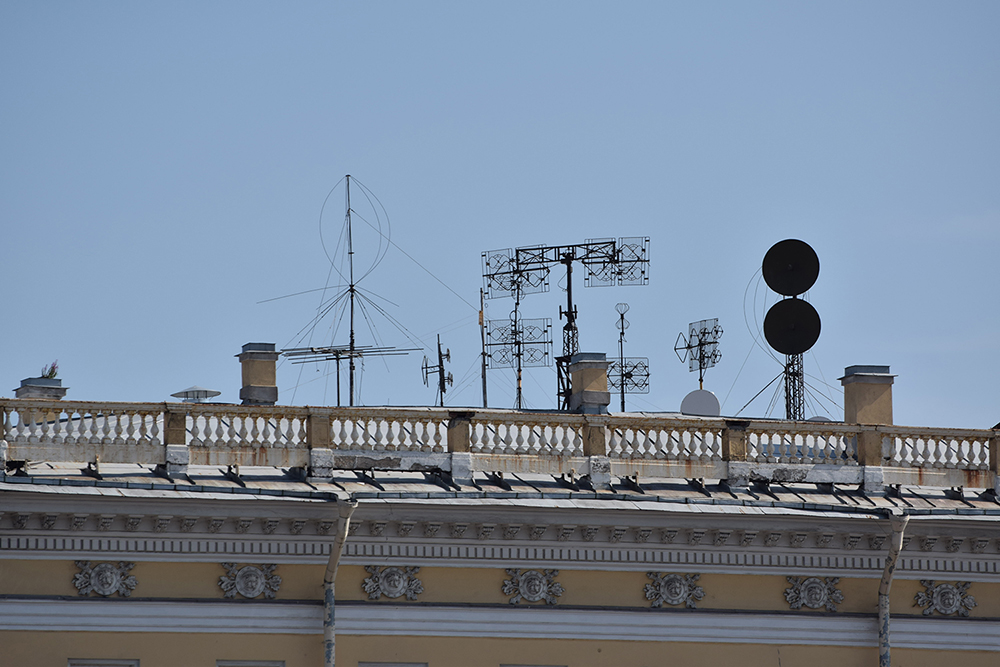Antenne St Petersbourg