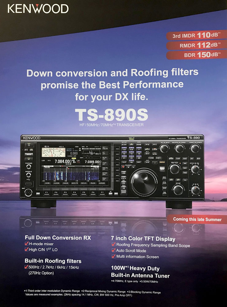 Ts 890 poster