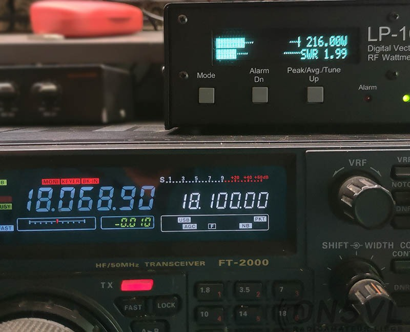 18.069 Mhz = ROS 1,99:1