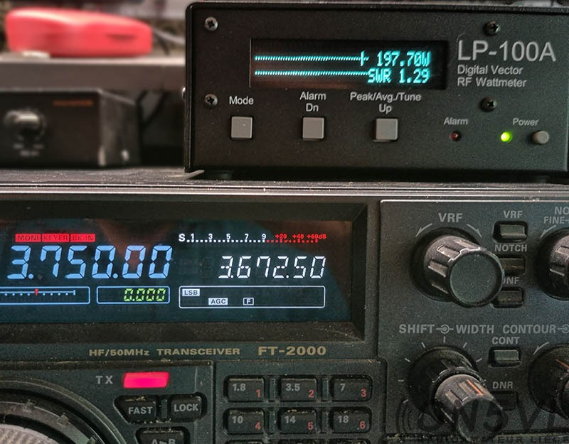 3.750 Mhz = ROS 1,29:1