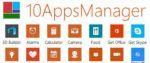 Supprimer les applications préinstallées dans Windows 10