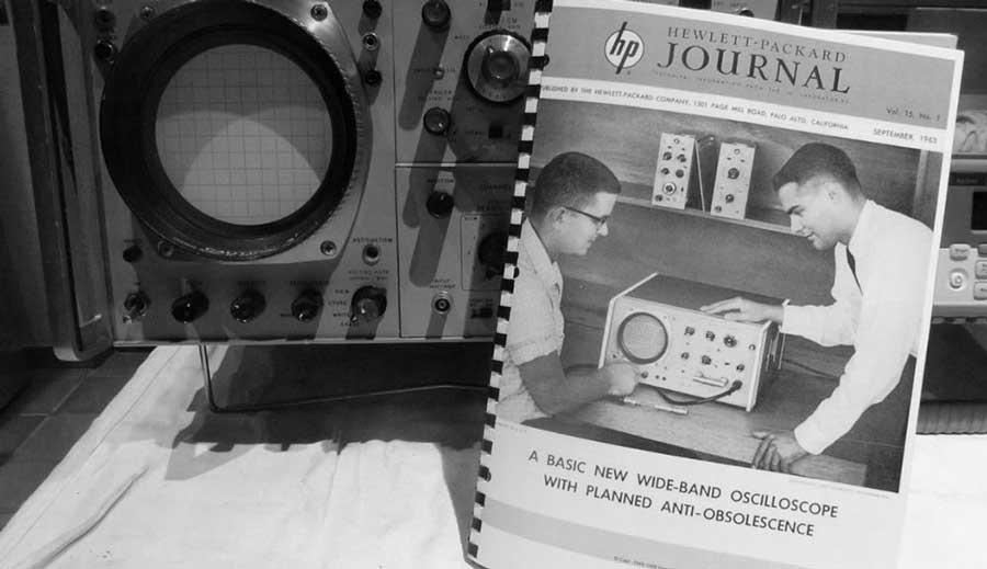 Un oscilloscope « vintage », un appareil de légende. Mais pour quoi faire ?3  min de lecture