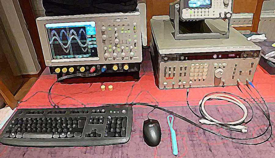 Composition de signaux et les mesures de valeurs de tension RMS43  min de lecture