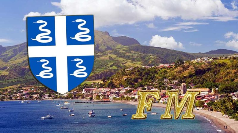 DXCC La Martinique