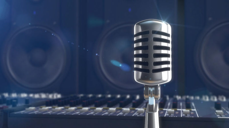 Démonstration d'un audio propre en ssb