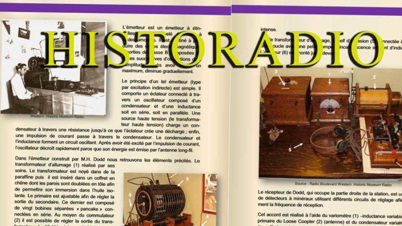 La revue Historadio magazine