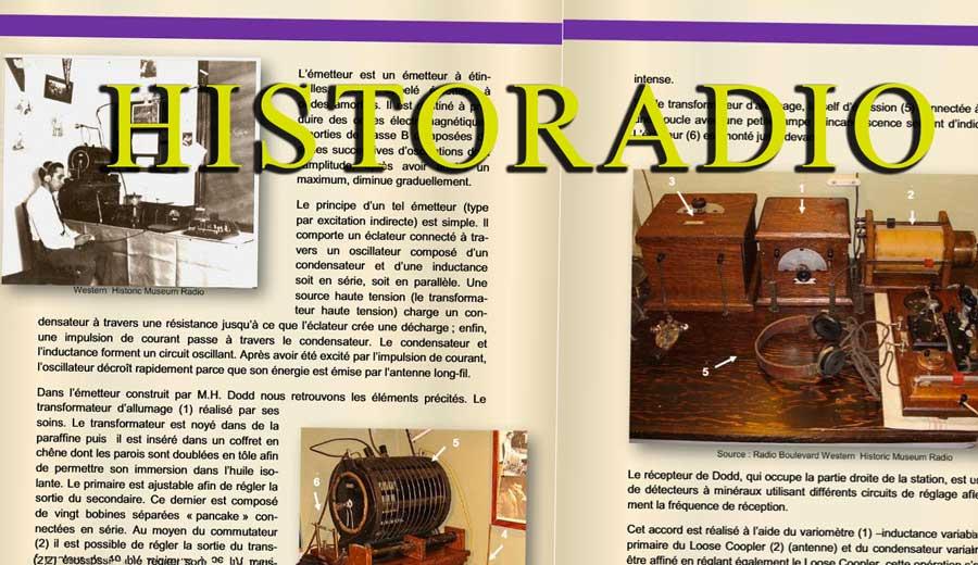 La revue Historadio magazine2  min de lecture