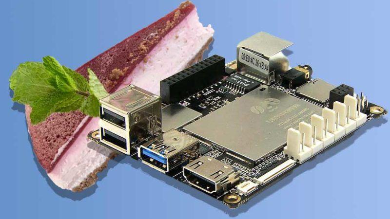 Test-comparatif entre le Raspberry Pi3B et le LattePanda 4G-64BG