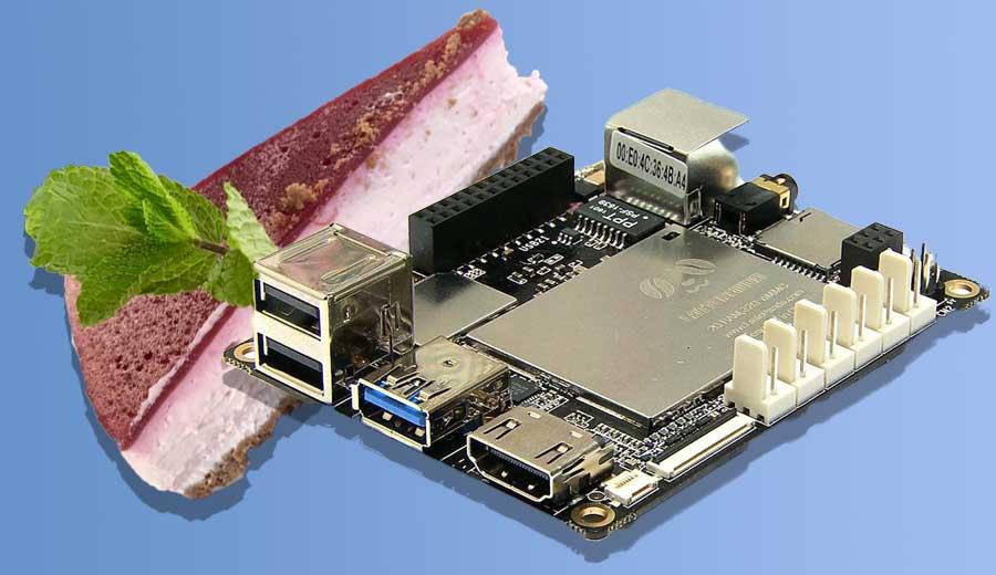 Test-comparatif entre le Raspberry Pi3B et le LattePanda 4G-64BG9  min de lecture