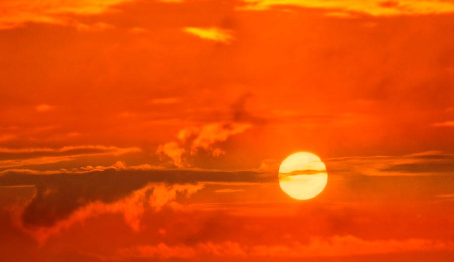 Le soleil nous joue des tours !10  min de lecture