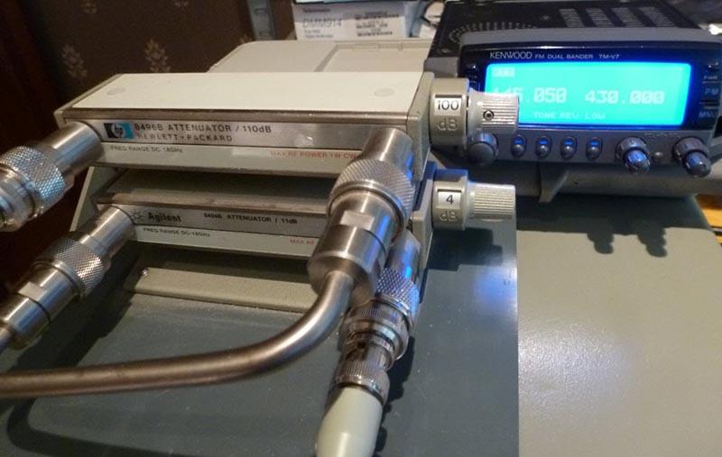 Proposition d'un protocole de mesure sur la réjection du canal adjacent de la partie réceptrice d'un répéteur VHF en FM analogique65  min de lecture