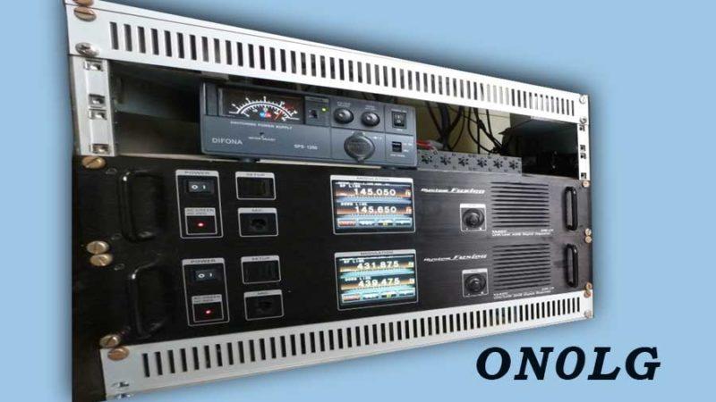 Évolution du répéteur ON0LG VHF 145,650 MHz en 2019 et expérimentations sur un duplexeur à cavités BpBr avec Stubs