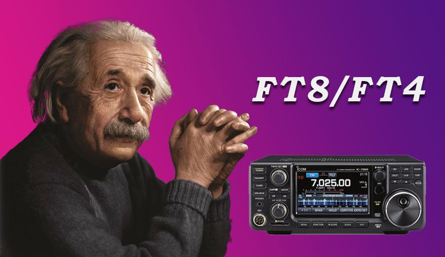 FT8 avec un IC-7300