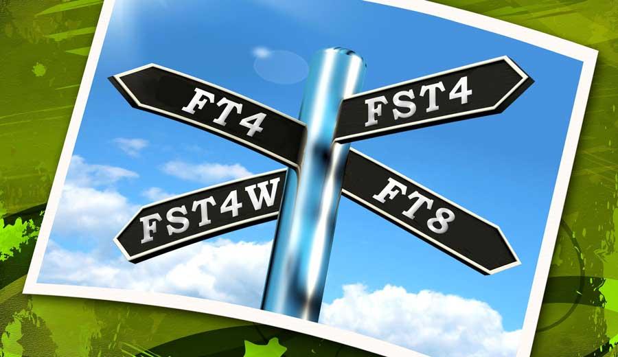 FST4/FST4W nouveaux modes pour les bandes LS et MF9  min de lecture