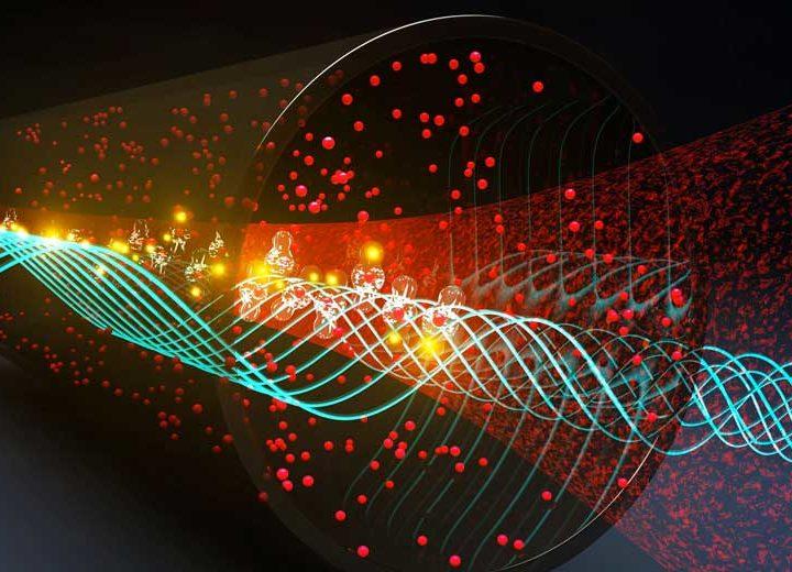 Nouveau récepteur quantique, le premier à détecter tout le spectre des fréquences radio