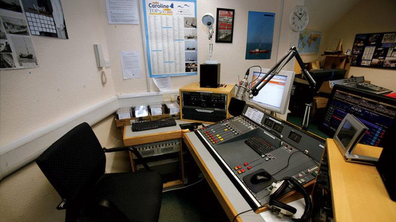 Radio Mi-Amigo, et les radios offshores.