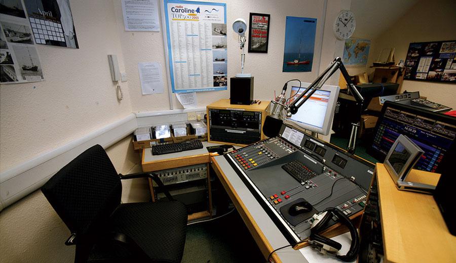 Radio Mi-Amigo, et les radios offshores.10  min de lecture