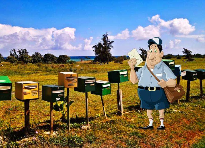 Ma boite mail