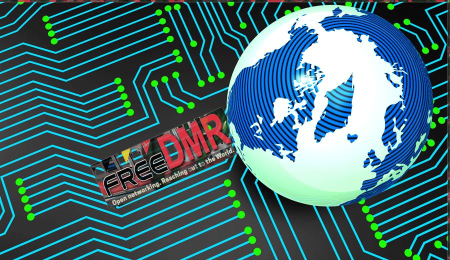 FreeDMR en multicast : Pourquoi, comment ?5  min de lecture