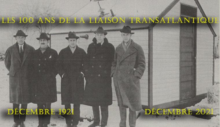 100 ans de la première communication transatlantique entre radioamateur