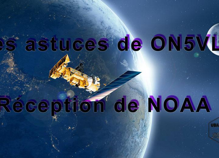 NOAA les satellites météo