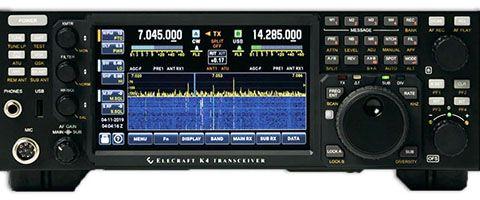 Elecraft présente le SDR haute performance à échantillonnage direct le K4
