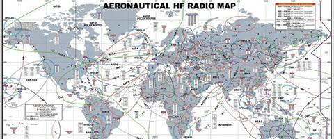 Guide des Communications Aéronautiques en HF