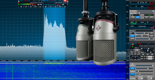 Comment régler son audio avec un Flex-6000