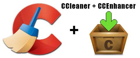 CCleaner et CCEnhancer nettoyage avancé