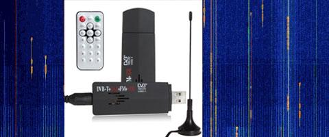 Complément d'information pour la clé rtl-SDR