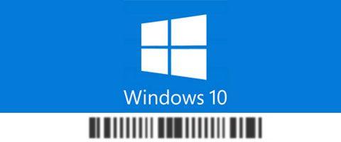 Connaître son numéro de licence Windows