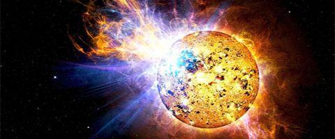 Éruptions solaire et perturbations radioélectriques