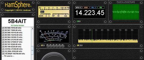 HamShere être radioamateur sur Internet ?