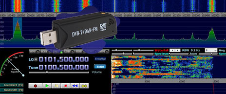 Faire du SDR avec un FT-2000 /D à moins de 100 euros !7  min de lecture