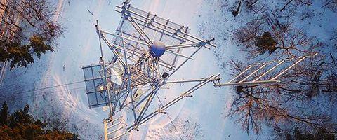 Interférence entre relais radioamateurs