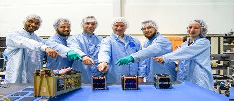 Stratégie  de  projets  nanosatellites et CubeSats à  l'ULG