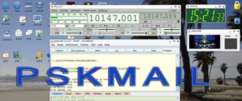 Le systeme PSKMAIL c'est quoi ?