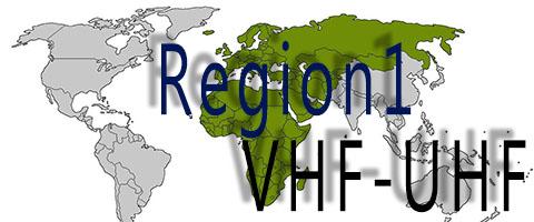Plan de fréquences VHF-UHF Région 16  min de lecture