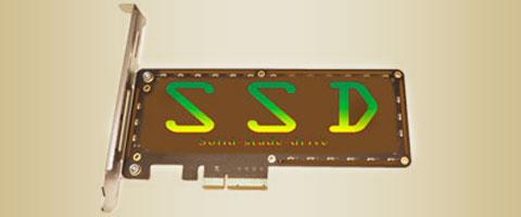 Les SSD ont le vent en poupe