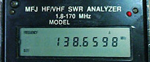 Les tests d'antenne d'ON3PFM1  min de lecture