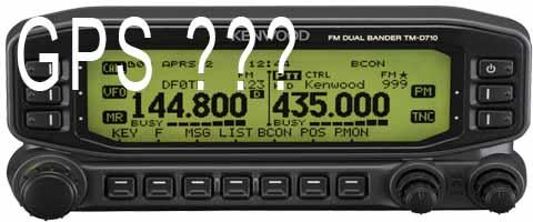 Antenne GPS interne pour Kenwood TM-D7102  min de lecture