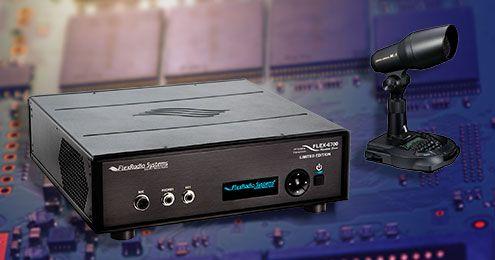 Raccorder un micro à la sortie  «XLR» d'une radio Flex