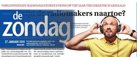 Seulement 153 radioamateurs en Belgique ???
